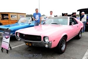 Pink AMX